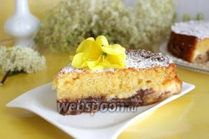 Торт-кекс «Нуа»
