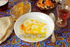 Рисовая каша по-азербайджански