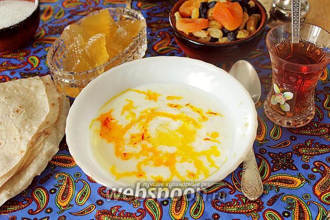 Фото Рисовая каша по-азербайджански