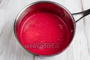 Уварить соус до густого состояния в течение 25-30 минут.