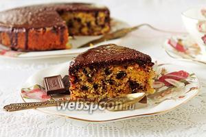 «Муравьиный» пирог