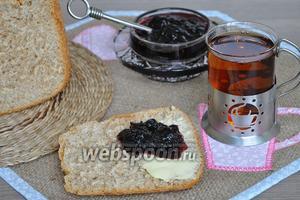 Хлеб с пшеничными отрубями в хлебопечи