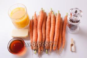 Единственный ингредиент, который может вызвать затруднения — это кленовый сироп. Но вместо него, способен с тем же успехом, может выступать и мёд, и патока (в оригинале — меласса).