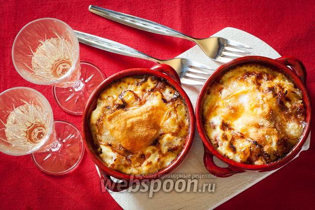 Фото Тартифлет — картофель по-савойски