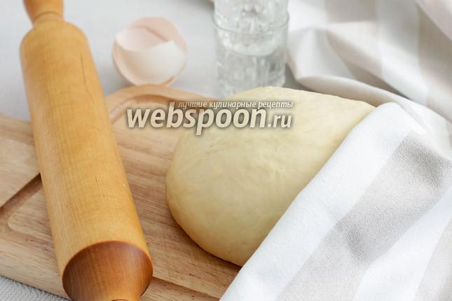Фото Хрустящее тесто для чебуреков с водкой