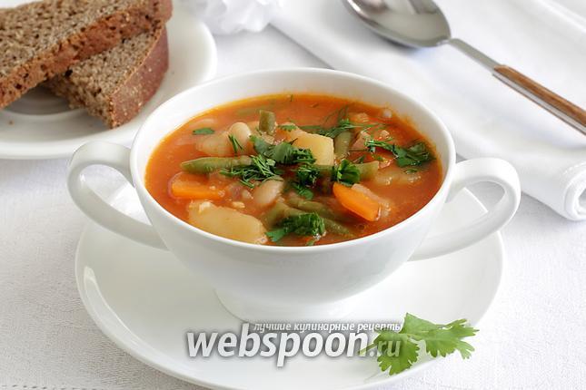 Фото Балканский суп «Манджа»