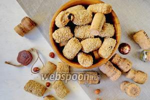 Винное печенье
