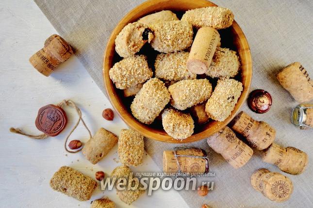 Фото Винное печенье