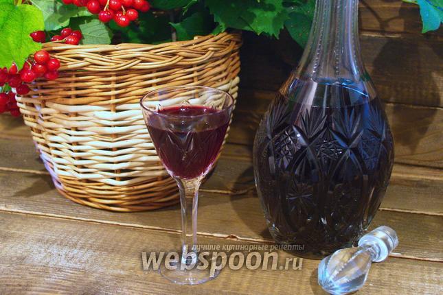 Фото Наливка из вишни без спирта