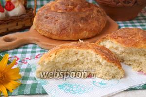 Арнауты — украинские пшеничные булочки