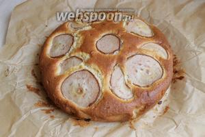 Пирог готов! Приятного аппетита!
