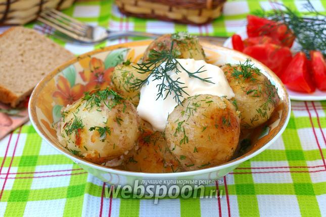 Фото Тающий картофель