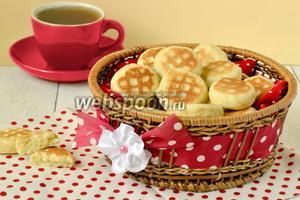 Печенье на сковороде видео рецепт