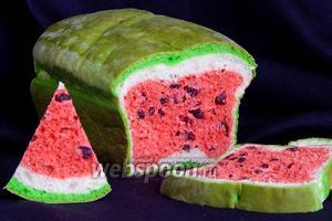 Хлеб «Арбуз»
