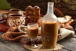 Карамельно-кофейный ликёр
