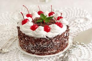 Торт «Чёрный лес»