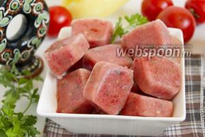 Замороженное пюре из помидоров