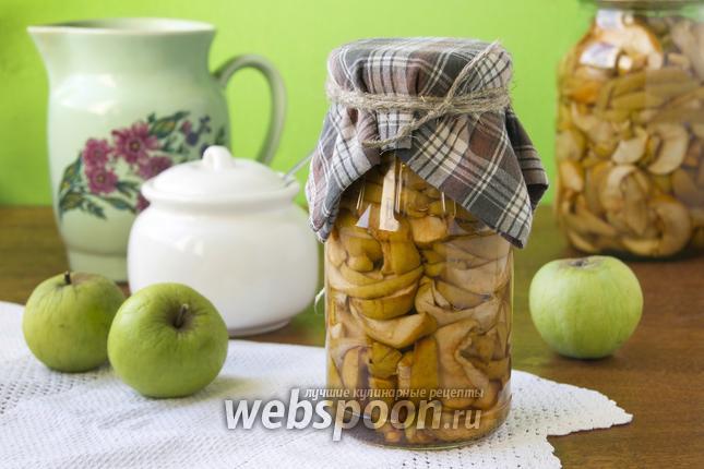 Фото Заготовка яблочная для выпечки