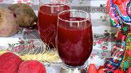 Фото рецепта Свекольный квас