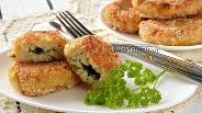 Фото рецепта Рыбные котлеты из путассу