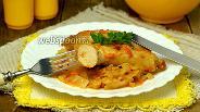 Фото рецепта Колбаски с сыром, тушёные в мультиварке с капустой