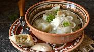 Фото рецепта Вареники с жареной картошкой