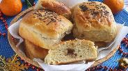 Фото рецепта Батские булочки