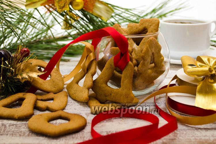Фото Имбирное печенье как в «Икеа»