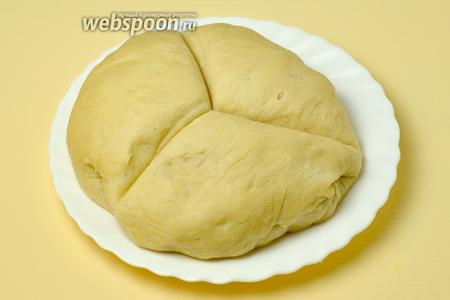 Пирог ''Снежинка'' – кулинарный рецепт