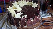 Фото рецепта Торт «Новогодний»