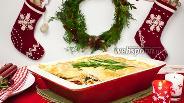 Фото рецепта Лазанья с овощами и розмарином
