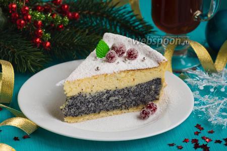 Пирог «Зимний»