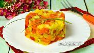 Фото рецепта Тартар из форели и манго