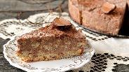 Фото рецепта Торт «Пища богов»