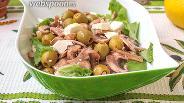 Фото рецепта Салат «Испанский»