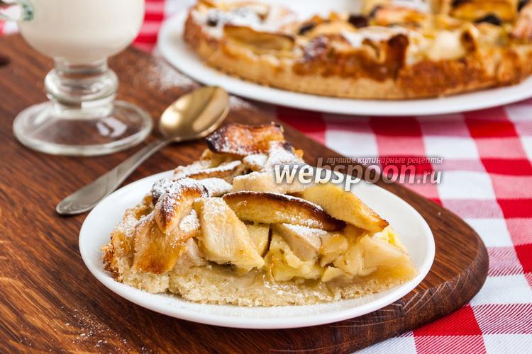 Фото Трансильванский яблочный пирог