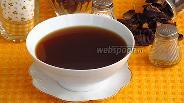 Фото рецепта Бульон из сушёных грибов