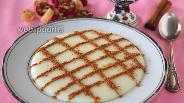 Фото рецепта Фирни — молочный десерт из рисовой муки