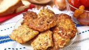 Фото рецепта Котлеты куриные по-албански