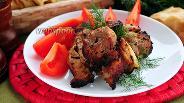 Фото рецепта Шашлык из свинины на минеральной воде