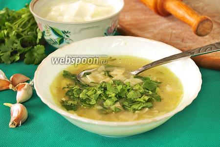 Кашык хенгель — суп по-азербайджански