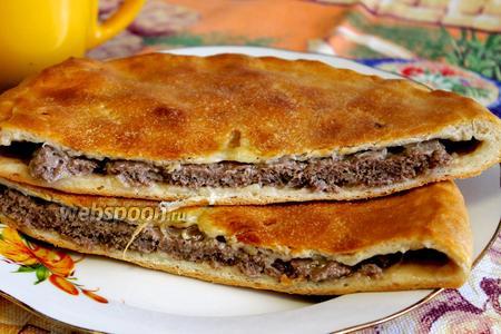 Фыдчин — осетинский пирог с мясом