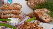 Фото рецепта Ржаные горбушки