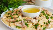 Фото рецепта Чеченские галушки