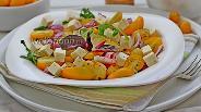 Фото рецепта Картофельный салат по-гречески
