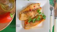 Фото рецепта Тилапия в томатном соусе с майораном