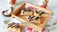 Фото рецепта Кокосовое печенье с джемом