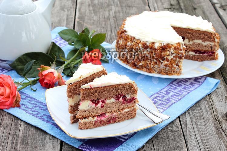 как приготовить торт зденка
