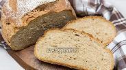 Фото рецепта Пшенично-ржаной хлеб на кефире