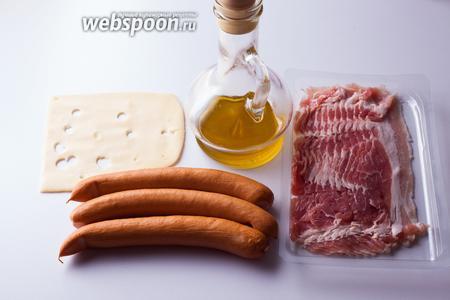 Единственное требование по продуктам для приготовления бернских сосисок — сосиски должны быть хорошие, в идеале — «Венские».